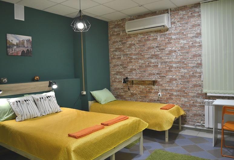 聖彼得堡美好青年旅舍, 喀山, 家庭三人房, 客房