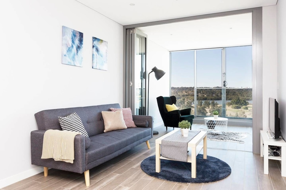 Two Bedroom Designer Apartment Rooftop Courtyard In Sydney Mesmerizing Bedroom Designer