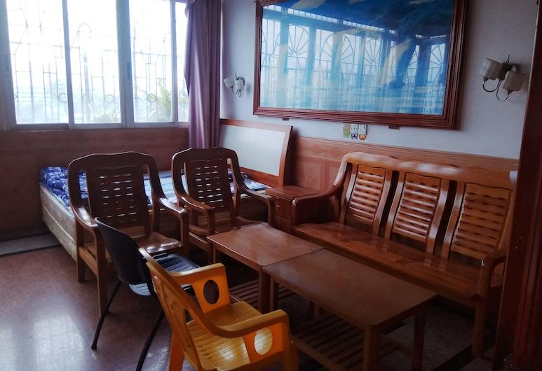 غوانزو سيست لا في يوث هوستل, قوانغتشو, منطقة الجلوس في الردهة