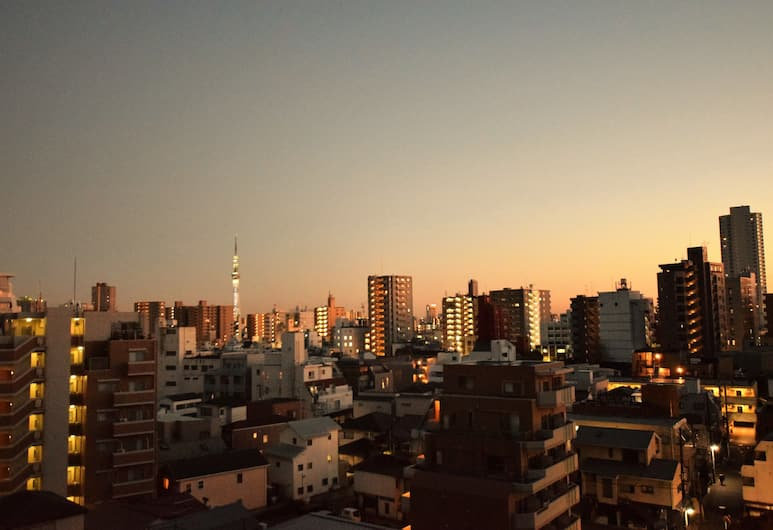 Randor Residence Tokyo Suites 	, Tokyo, Family Suite, 3 Bedrooms, View from room