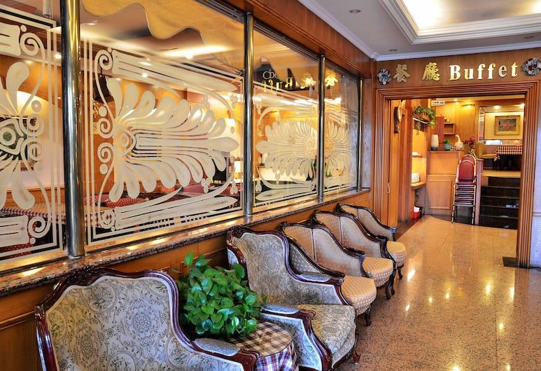 Family hotel- Linsen, Tainan, Lobby Sitting Area