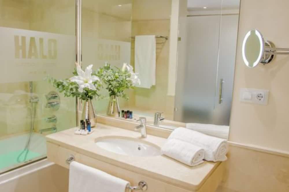 特級雙人房 - 浴室