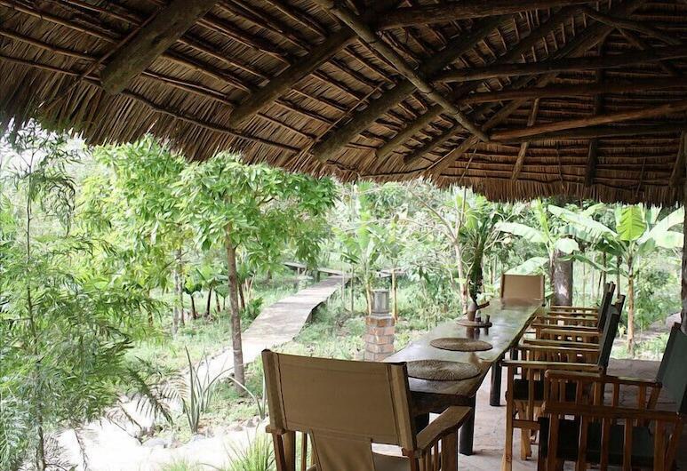 Kiboko Lodge, Arusha, Taras/patio