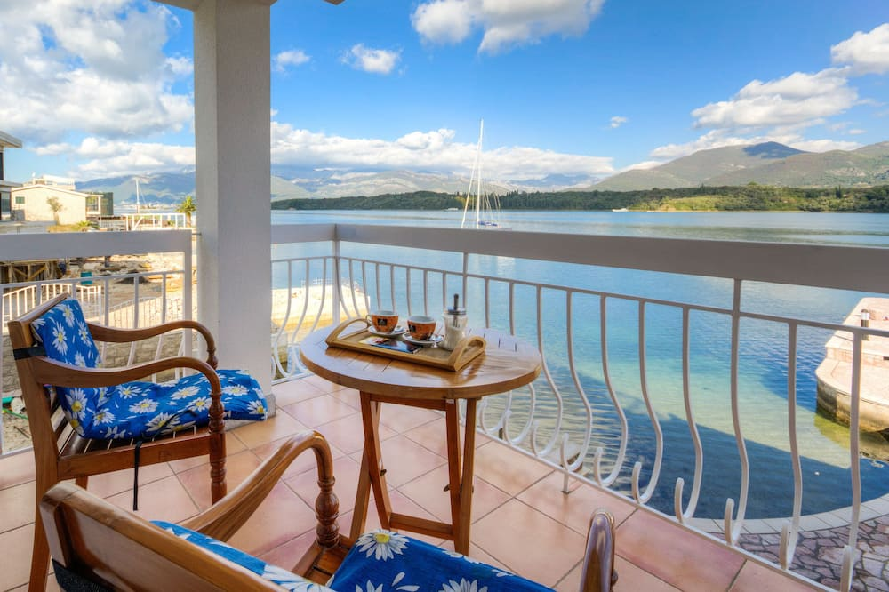 Apartment, 1 Bedroom, Terrace, Sea View - Balcony