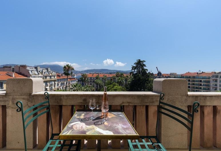"Nestor&Jeeves - ""Palace Rotonde Prestige"", Nice, Terrasse/Patio"