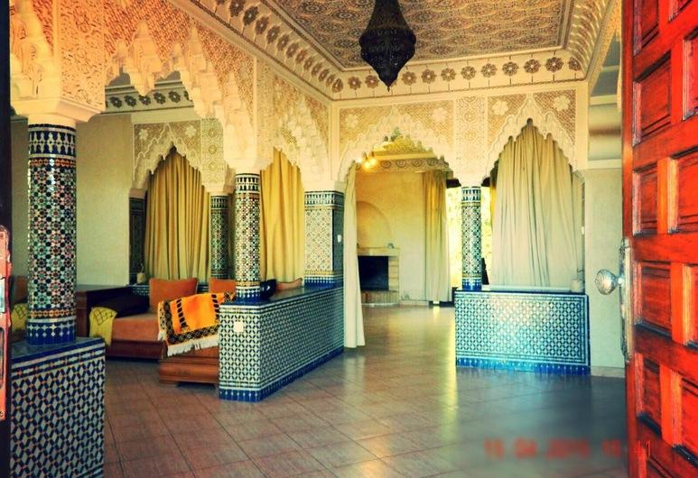 Villa Sonaba, Agadir, Villa Confort, terraza, Sala de estar