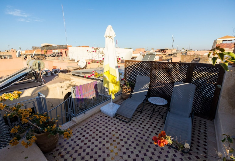 Riad Atlas Toyours, Marrakech, View from Hotel