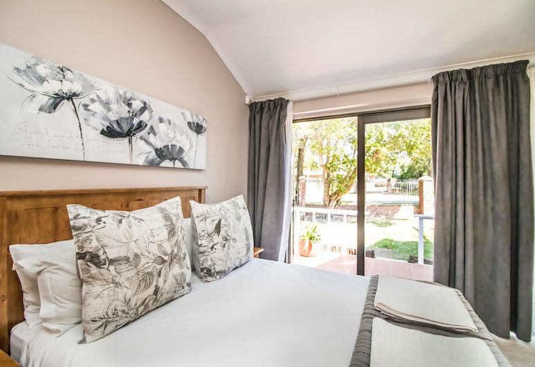 Little Rose Guesthouse & Self-Catering, Port Elizabeth, Lúxusherbergi - 1 svefnherbergi, Herbergi