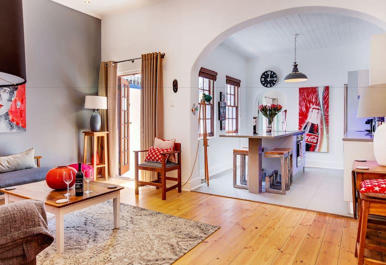De Waterkant Cottage, Cape Town, De Waterkant Cottage, Living Area