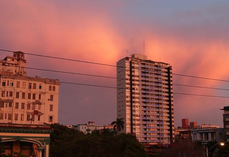 House Vedado Center (Airport Pickup), Havana, Premium Apartment, Pandangan dari hartanah