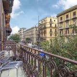 Standaard tweepersoonskamer, Uitzicht op de stad - Balkon