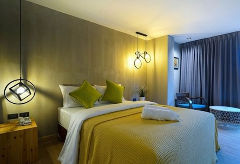 ハプ アット サトーン, バンコク, Deluxe Room, 部屋