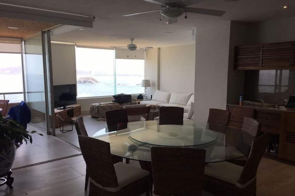 Familie appartement, 3 slaapkamers - Eetruimte in kamer