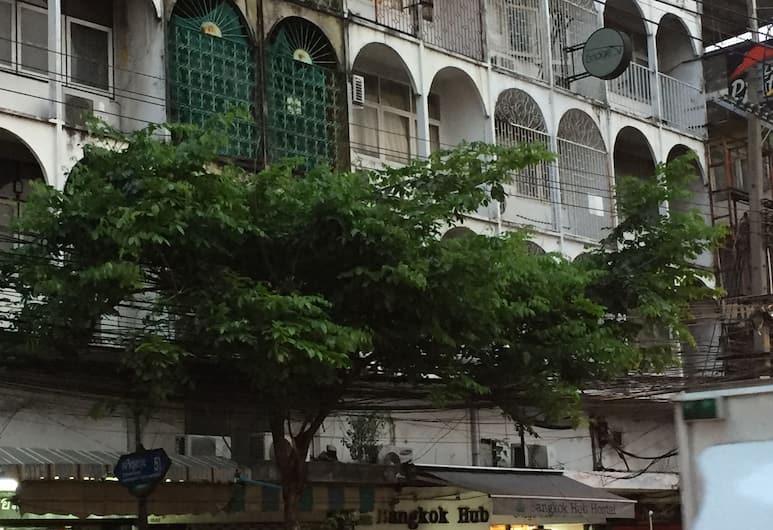 Room Bangkok - Hostel, Bangkok, Uitzicht vanaf hotel