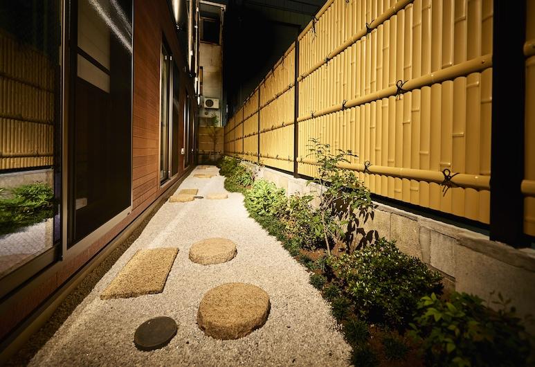 WAGOKORO - Hostel, Tokyo, Garden