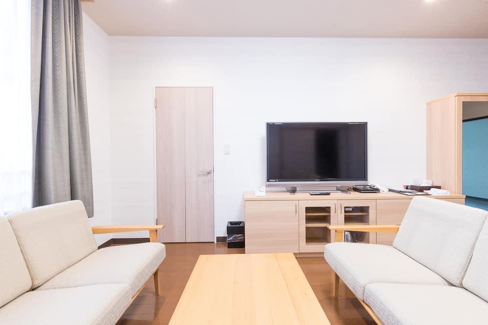Traditional-Zimmer, Gemeinschaftsbad (Japanese, Quadruple) - Zimmer