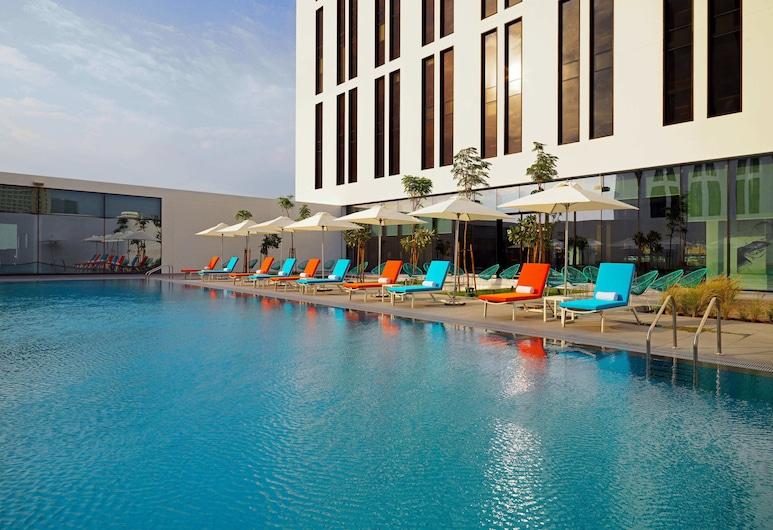 杜拜梅艾薩姆雅樂軒飯店, 杜拜