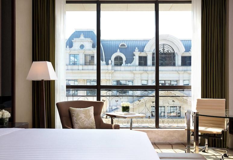 上海蘇寧環球萬怡酒店, 上海市, 行政客房, 可使用商務貴賓室, 客房