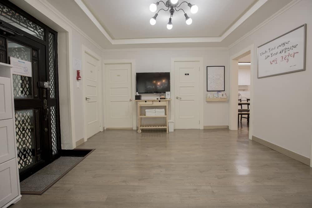 First Floor - Living Room