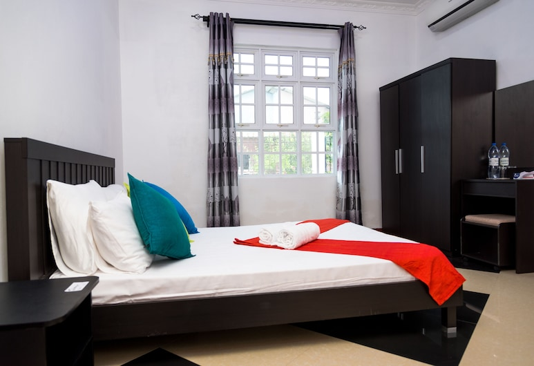 Dhirey Inn, Hithadhoo, Deluxe Double Room, Guest Room