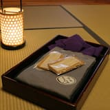 Japanese Style Economy Room, Shared Bathroom - In-Room Dining