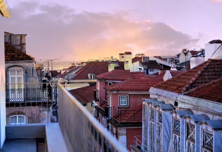 Raw Culture Arts & Lofts Bairro Alto, Lisboa, Loftsrom – premium, Rom