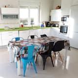 Hus - flera sovrum - Delat kök