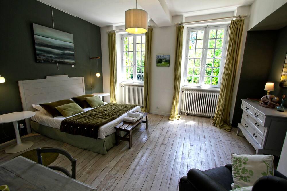 Tweepersoonskamer (Verte) - Kamer