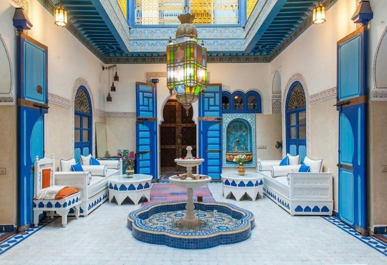Riad Borj Dar Lamane, Marrakesch, Innenhof