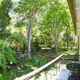 Luxury Room, Fireplace, Garden View (Tree Tops) - Balcony