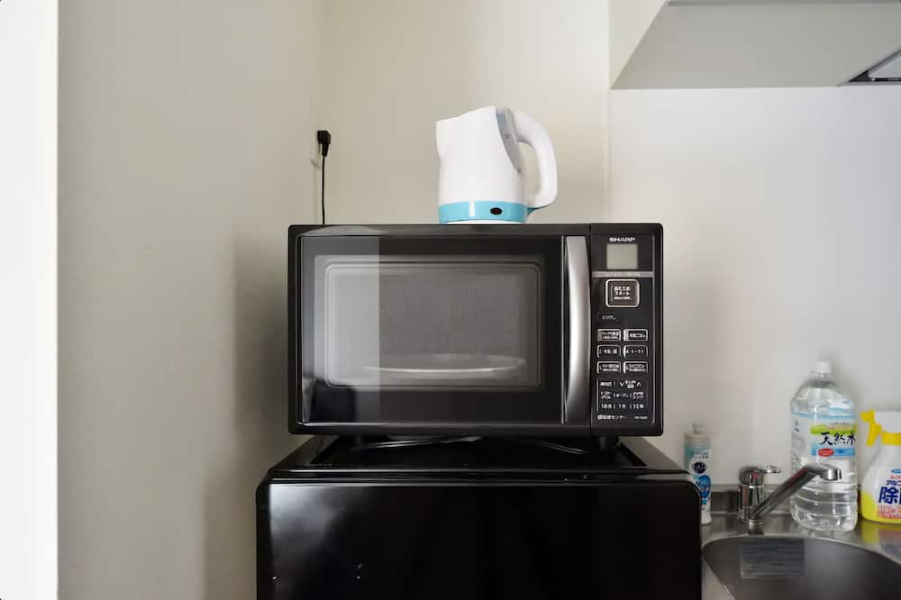 Doppelzimmer - Mikrowelle