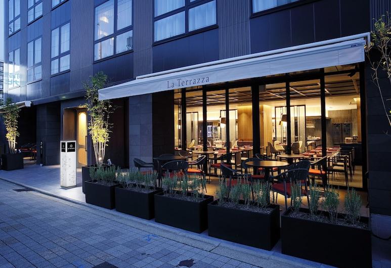 Daiwa Royal Hotel Grande Kyoto, Kyoto, Terraza o patio
