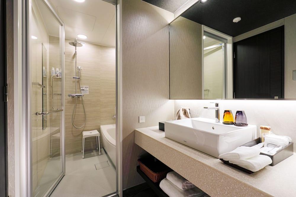 Habitación doble Premier, para fumadores - Baño