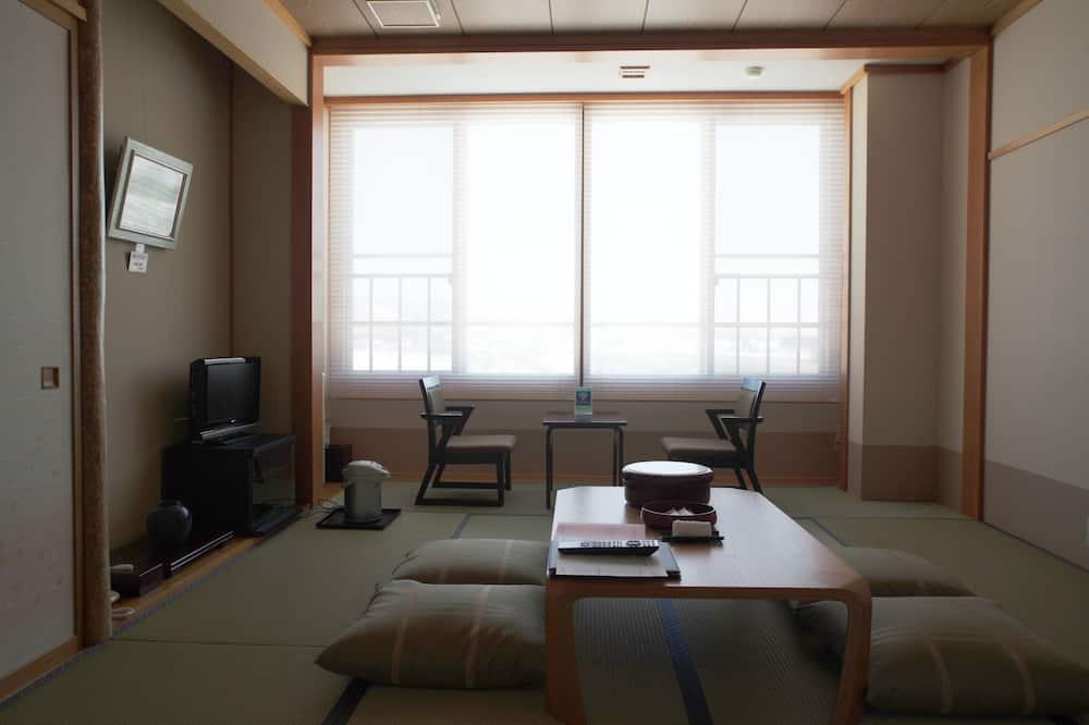 Tradicionāls numurs (Japanese Style, 8 Tatami-mats) - Viesu numurs