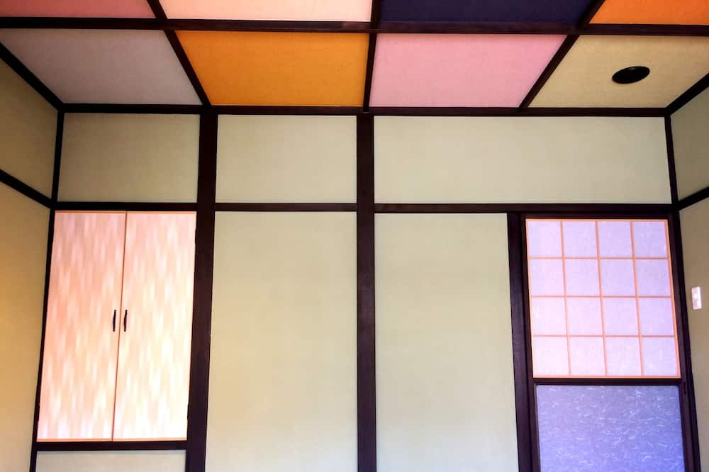 Traditional Oda (Japanese Style Room, Up to 6 people) - Oda