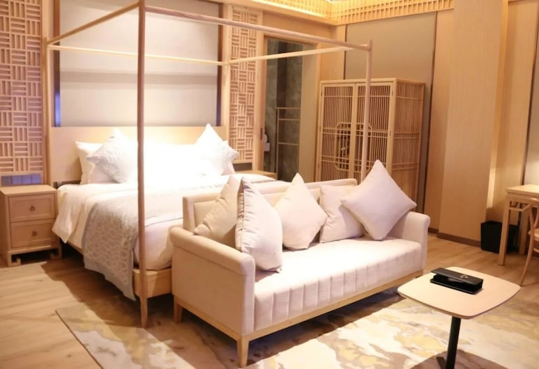 Chengdu OCT Anren House Complex, Chengdu, Guest Room