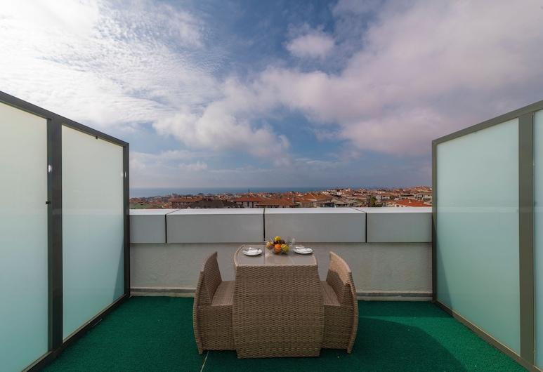 Land Park Hotel, Istanbul, Superior - kahden hengen huone, Parveke