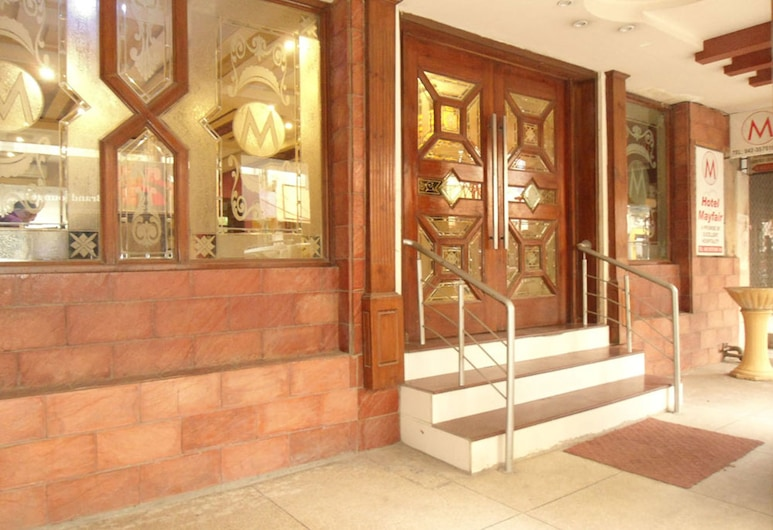 Hotel Mayfair, Lahore, Hotel Entrance