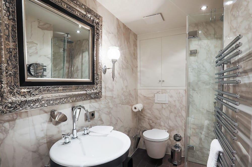 Room, Private Bathroom, Sea View - Bathroom