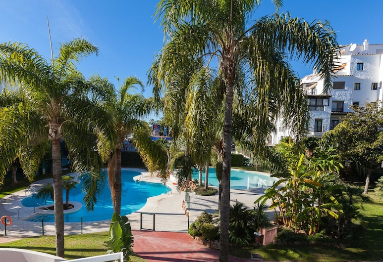 Contemporary central Apartment, Marbella, Apartment, 3 Bedrooms, Terrace, View from room