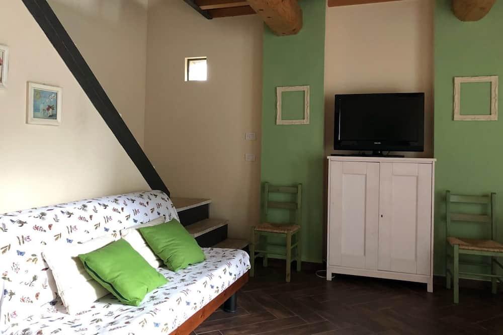 高级复式, 2 间卧室 - 起居室