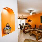 Family Condo, 3 Bedrooms - Living Area