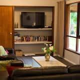 Casa familiar, 4 habitaciones, vista a la colina - Sala de estar