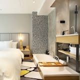Design szoba, kizárólag nők számára - Fürdőszoba