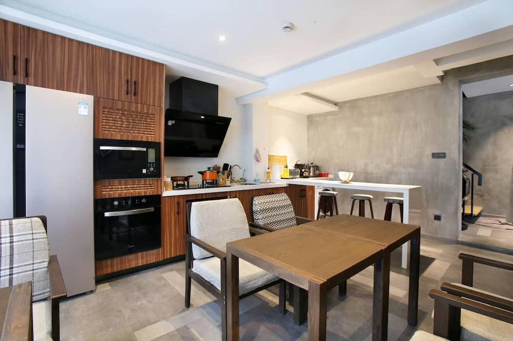 Deluxe szoba - Közös használatú konyha