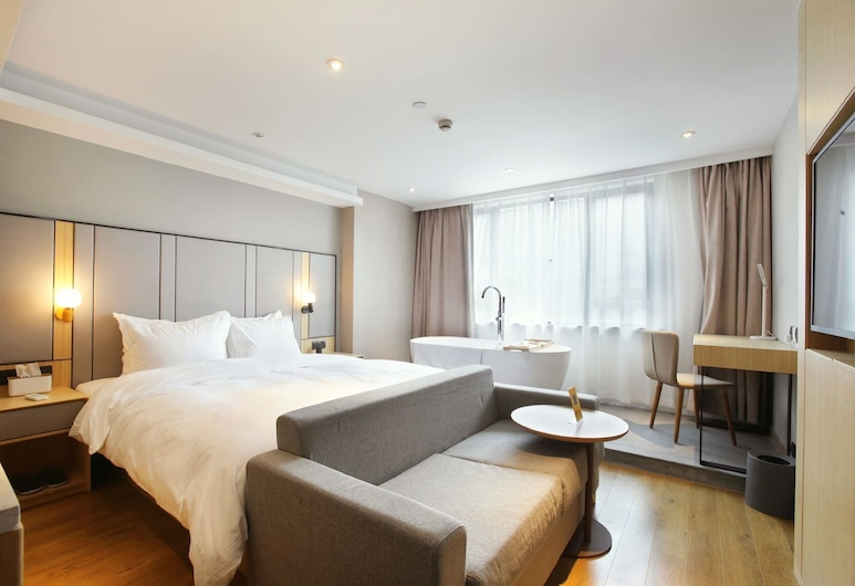 Miju House Jing'an, Shanghai, Deluxe Room(Reservation with Visa-Free is not accepted), Guest Room