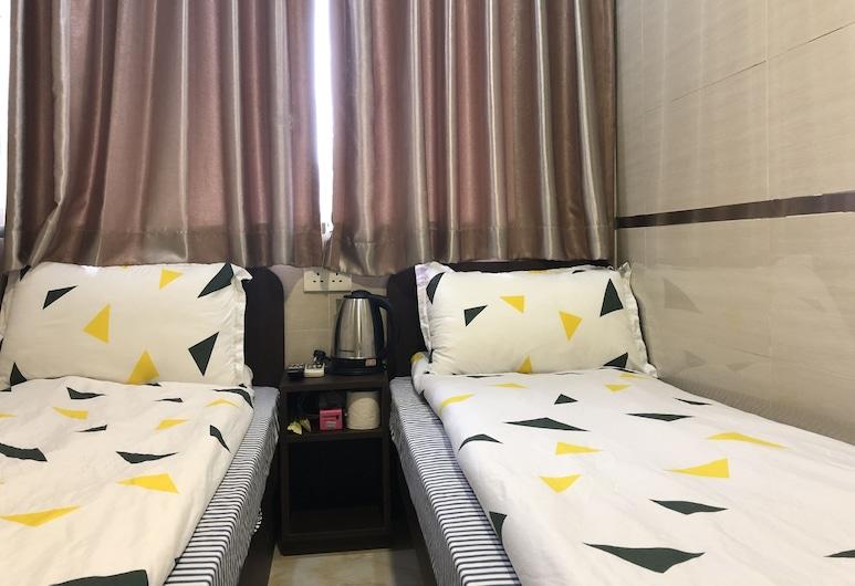 香港名都賓館, 九龍, 舒適雙床房, 客房