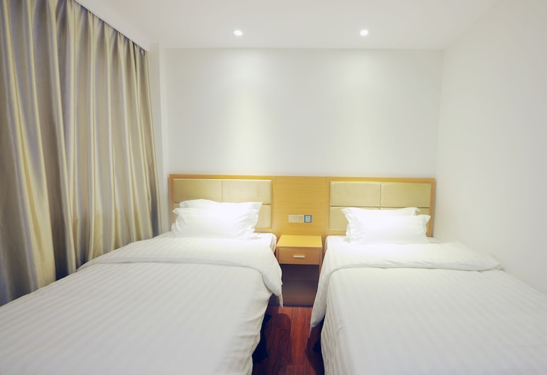 Shenzhen Leju Hotel Apartment, Shenzhen, Kamar Twin Standar, Beberapa Tempat Tidur, Kamar Tamu