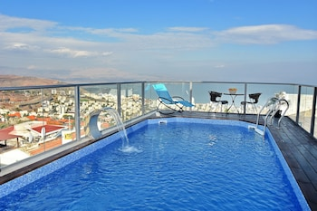 Picture of Luxury Suite with Jaccuzzi & Pool in Tiberias