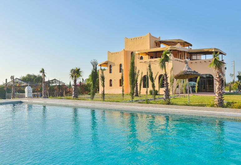 Maison kasba bonheur & bien être, Essaouira, Infinity-Pool